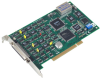 12-bit, 4-ch Analog Output PCI Card with 16-ch Digital I/O -- PCI-1721