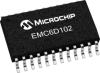 Thermal Management, Brushless DC Fan Controllers and Fan Fault Detectors -- EMC6D102
