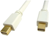 15' Male to Male Mini DisplayPort Cable -- 184017