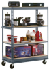 EDSAL Economical Boltless Shelf Trucks -- 5380227