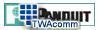 Panduit® Hybrid Patch Cords -- FXE3-10M