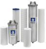 High Flow Single Cartridge Filter Housings with Ring Nut Closure - FLD Series - Image