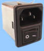 3 Function Power Entry Module -- 83510480 - Image
