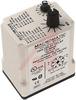 Relay;E-Mech;Timing;Interval;DPDT;Cur-Rtg 10A;Ctrl-V 120AC/DC;Socket Mnt;8 Pin -- 70175220