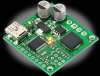 Jrk 21v3 USB Motor Controller with Feedback -- 0-PL1392