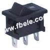 Miniature Rocker Switch -- MRS-102 MRS-102A - Image