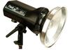 FLASHLITE FLC300: 320 watt/second AC monolight with variable power 100-watt quartz halogen modeling lamp. -- 690030