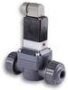 OMEGA-FLO® PVC Solenoid Valve -- SV-10