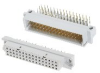 Backplane Connectors, 2.54 mm (0.100 in.), DIN 41612 Standard, Signal Connectors, Board / Rack attachment=Board -- 86094327313755ELF