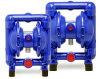 Air Operated Diaphragm Pumps, Cast Metal Pumps, Series M