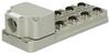 M12 wiring block Weidmüller SAI-8-M 4P M12 - 1705940000