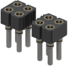 Sockets for ICs, Transistors -- ED1307-28-ND