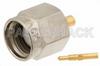 SMA Male Precision Connector Solder Attachment for PE-047SR, PE-SR047AL, PE-SR047FL -- PE4404 -Image
