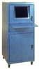 Free-Standing Workstation Electronic Enclosure -- FRE-054-4