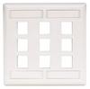 Datacommunication Face Plate -- IFP29W - Image