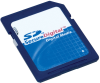 2GB Secure Digital (SD) Card Flash Memory (Extended Temp) -- SD-2GB-ET - Image