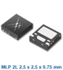 Integrated Single-Stage PIN Diode Limiter Module 0.50 to 6.0 GHz -- SKY16601-555LF - Image