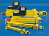 Square Head Hydraulic Cylinders -- CK*