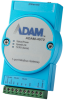 4-port Modbus Gateway with Isolation and Wide Temperature -- ADAM-4572