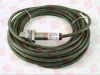 BALLUFF BES 516-207-BO-E-PU-05 ( (BES027P) INDUCTIVE SENSOR, 12 X 60 MM, CABLE, NORMALLY OPEN (NO), RATED OPERATING DISTANCE SN=2 MM, FLUSH ) -Image
