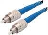 9/125, Single mode Plenum Fiber Cable FC / Dual FC, 4.0m -- SFODPFC-04 - Image