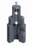 Wide-Range PVC Relief Valve, 1/4