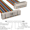 Rectangular Cable Assemblies -- M3TEK-2636R-ND -Image