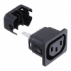 Power Entry Connectors - Inlets, Outlets, Modules -- 486-2897-ND -Image