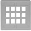 Datacommunication Face Plate -- IFP212GY - Image