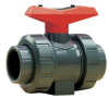 Ball Valves (plastic) -- Hand Operated - Image