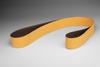 3M 241E Coated Aluminum Oxide Sanding Belt - 100 Grit - 1 in Width x 30 in Length - 32157 -- 051144-32157 - Image