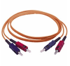 Cables To Go 65.5-Foot SC/SC Multimode Duplex Fiber Optic Pa -- 10998