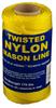 #18 NYLON MASON LINE 550' ORANGE -- 11-186 -- View Larger Image