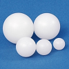 High Density Polyethylene Plastic Balls -- 91552