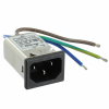 Power Entry Connectors - Inlets, Outlets, Modules -- 1144-1149-ND -Image