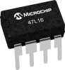 16 KBit Serial EEPROM Memory Chip -- 47L16