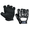 Mesh Backed Lifter's Gloves - Black - Large -- GLV1031L - Image