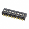 DIP Switches -- 563-CFS-0802TACT-ND -Image