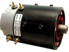 Battery Powered Vehicle Motor -- DC Traction Motor
