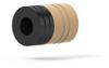 NanoFilter Capsule 1µm Tan/Black - 2 Pack -- M-134