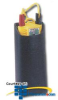 Ideal Tuff-Tote Tester Pouch with Belt Strap, Premium.. -- 35-956BLK -- View Larger Image