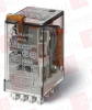 IND. PLUG-IN RELAY 4PDT 7A 120V AC COIL AGNI CONTACT LOCKABLE TEST BUTTON & MECH. INDICATOR -- 553481200040