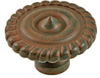 Rust Finish Knob -- 41726