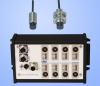Multi-Channel Precision Eddy-Current Displacement Sensor -- ECL150 -- View Larger Image