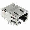 Modular Connectors - Jacks With Magnetics -- 553-2726-5-ND