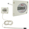 Hot-Wire Air Velocity/Temperature Transmitter -- Series VTT