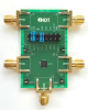 Evaluation Board for F2923 SP2T with Constant Impedance, K|z| -- F2923EVBI