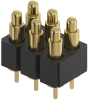 Rectangular Connectors - Spring Loaded -- ED10691-ND