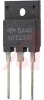 TRANSISTOR NPN SILICON 1500V IC=9A TO-3PML CASE COLOR TV HORIZONTAL OUTPUT W/INT -- 70215885