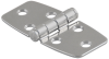 Surface Mount Hinges -- N6-4E-444-20 -- View Larger Image